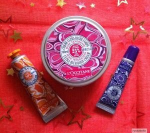 L'occitane Shea Protects With Love set
