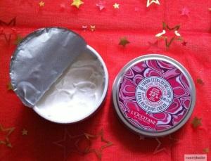 L'occitane Loving Rose Ultra Rich Body Cream
