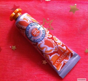 L'occitane Passionate Jasmine Hand Cream